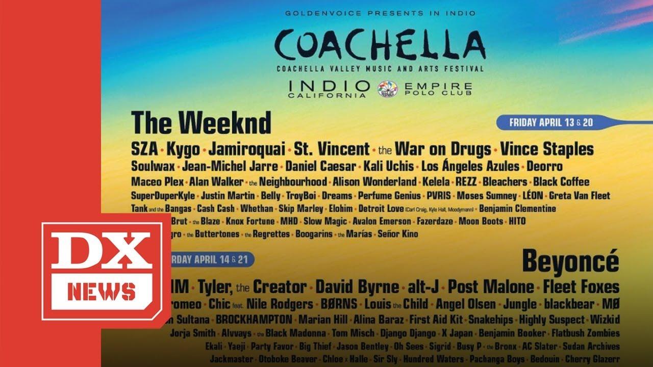 Eminem To Headline Hip Hop Heavy Lineup At 2018 Coachella Festival